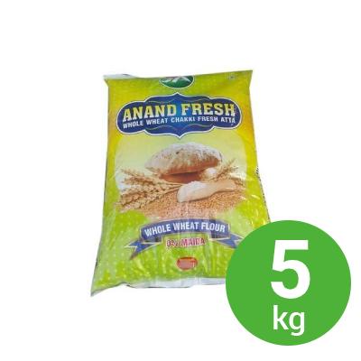Anand Fresh whole Wheat Chakki Fresh Atta 5kg