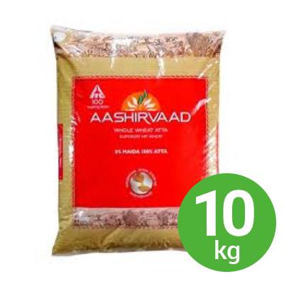 Ashirwad Atta 10kg