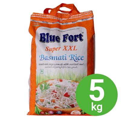 Blue  Fort Basmati Rice XXL 5kg