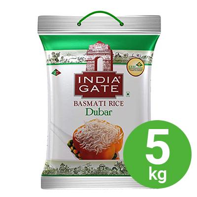 INDIA GATE DUBAR BAS 5KG