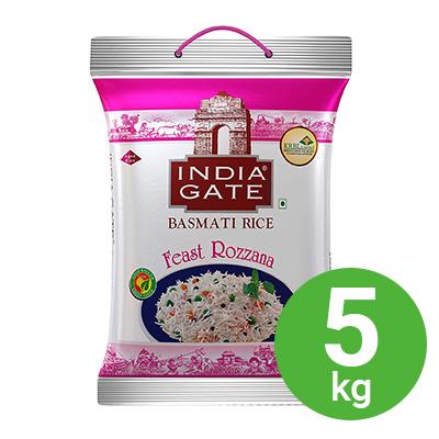 INDIA GATE FEAST/ROZZANA 5KG