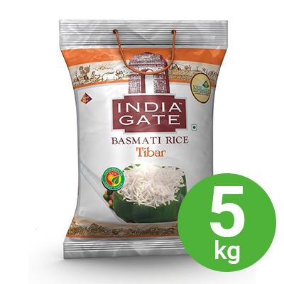 INDIA GATE TIBAR BAS 5KG