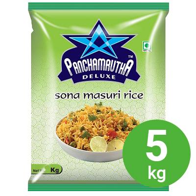 Panchamrutha Delux Sonamasoori 5 kg