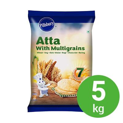 PILSBURY MULTIGRAIN ATTA 5KG